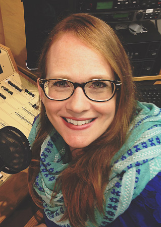 Judith Powell, Christian Voiceover Artist