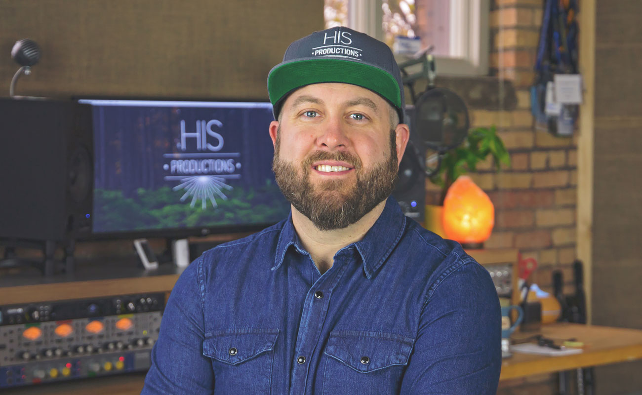 Josh Brown from His Productions talks about ministry and church podcasting