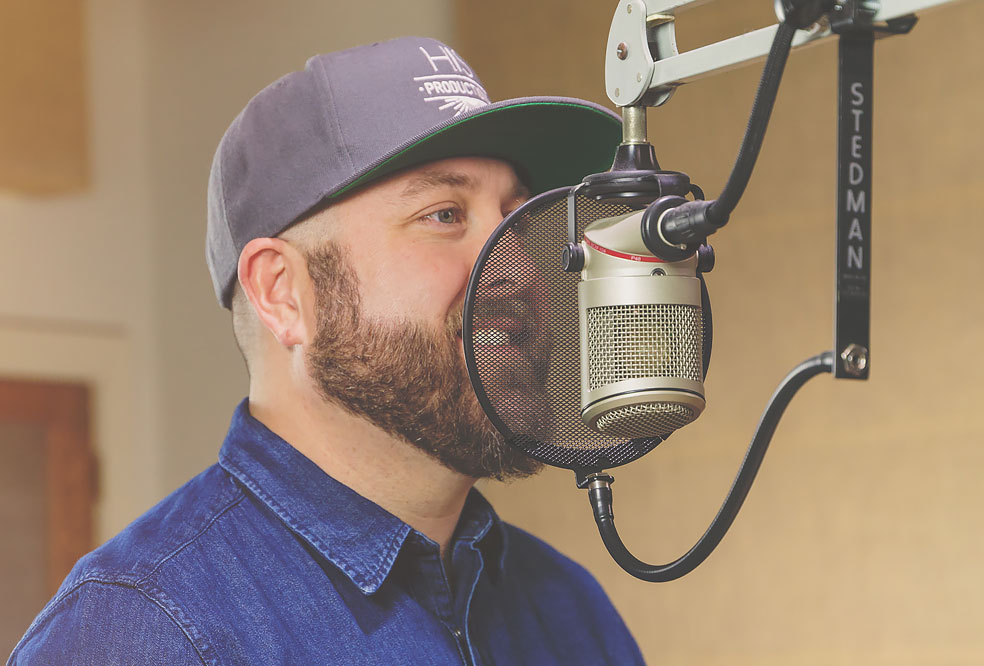 Advice on recording, marketing and distribution of your ministry or church podcast from Josh Brown at His Productions.